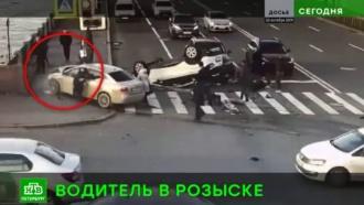В Петербурге задержан виновник ДТП на Обводном канале