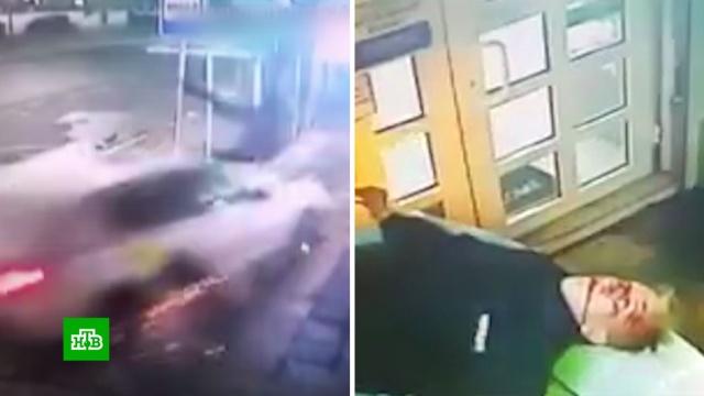 Таксист сбил полицейского вАдлере.ДТП, Сочи, автомобили, полиция, такси.НТВ.Ru: новости, видео, программы телеканала НТВ
