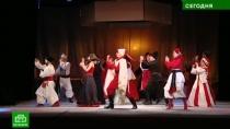 Краски праздника: на петербургскую сцену приехала «Сорочинская ярмарка»
