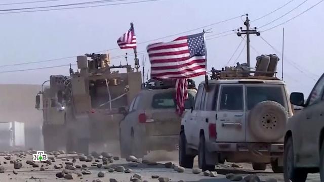 В Багдаде неспокойно: США снова пришли за иракской нефтью.Ирак, Пентагон, США, Сирия, армии мира, нефть.НТВ.Ru: новости, видео, программы телеканала НТВ