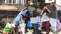 Ни кола ни двора: как Калифорния стала рекордсменом по числу бездомных