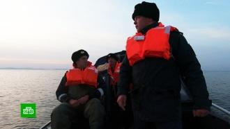 Охота на браконьеров: пограничники проводят рейды по нерестовым рекам Приморья