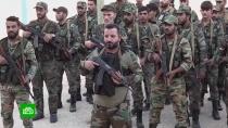 Мирный развод: курдские силы отходят от границы Турции иСирии