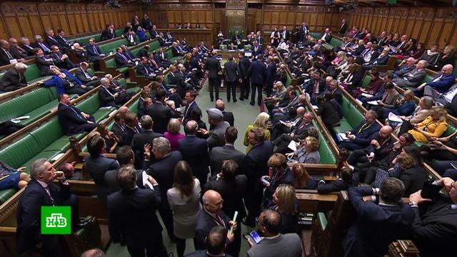 Палата общин приняла во втором чтении законопроект одосрочных выборах.Великобритания, Джонсон Борис, Европейский союз, выборы, парламенты.НТВ.Ru: новости, видео, программы телеканала НТВ