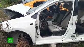Машину выжившей в ДТП женщины разобрали на запчасти на нелегальной стоянке