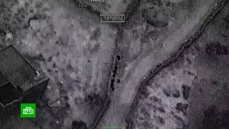Ликвидация аль-Багдади: Пентагон показал первые видео и фото операции