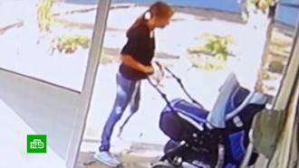 В Волгограде мать подбросила младенца к зданию поликлиники