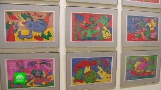 В Эрмитаже можно увидеть иллюстрации самого веселого сюрреалиста Испании