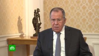 Остановили кровопролитие: Лавров оценил действия России иТурции вСирии