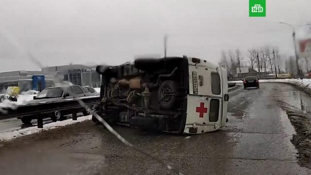 В Кировской области шестилетняя девочка выжила в двух авариях за один день