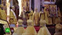 Патриарх Кирилл вручил грамоту главе Архиепископии западноевропейских приходов