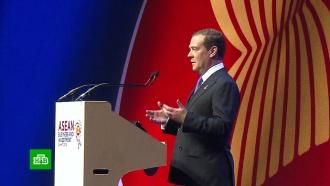 Медведев предложил обмениваться опытом по созданию «городов будущего»
