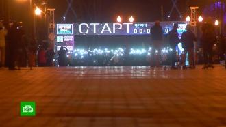 День народного единства на Камчатке отмечали под звуки шаманского бубна