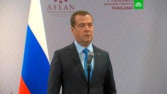 Медведев ответил на слова Лукашенко про втягивание вчужие войны