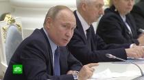 Путин: русскому языку объявили войну