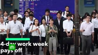 В Microsoft доказали эффективность четырехдневной рабочей недели