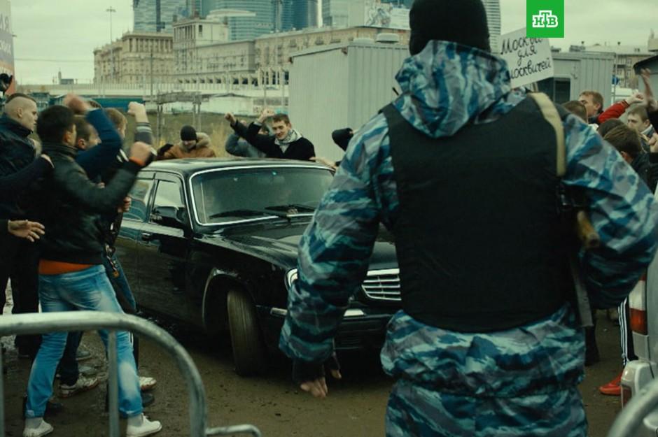 Кадры из фильма «Побег из Москвабада».НТВ.Ru: новости, видео, программы телеканала НТВ