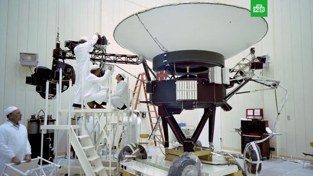 «Вояджеры»: великая космическая одиссея в бесконечность.НАСА, космос, наука и открытия, планеты, технологии.НТВ.Ru: новости, видео, программы телеканала НТВ
