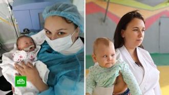 «Готовьтесь, ребенок умрет»: чемпионка обвиняет врачей роддома в болезни дочери