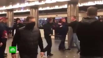 Фанаты ЦСКА устроили погромы вБудапеште