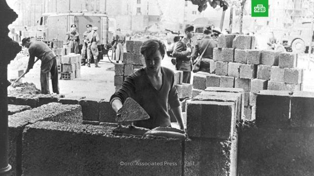 Самые удивительные побеги через Берлинскую стену.Берлин, Германия, НТВ, граница, история, побег.НТВ.Ru: новости, видео, программы телеканала НТВ