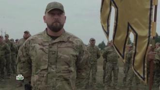 Путь вЕвропу: станутли украинские националисты солдатами НАТО.НТВ.Ru: новости, видео, программы телеканала НТВ
