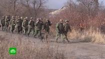 ДНР отвела свои силы уПетровского