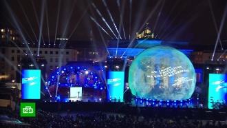 Кульминация празднования <nobr>30-летия</nobr> падения Берлинской стены