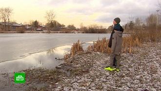 Юный герой: как уральский подросток спас провалившуюся под лед девочку