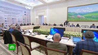 ВУзбекистане завершилась конференция дискуссионного клуба «Валдай»