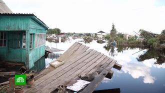 ОНФ: иркутские власти не выполнили касающиеся паводков поручения Путина