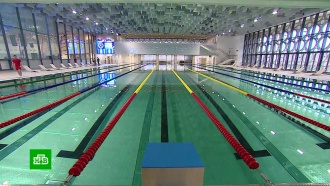 Дворец водных видов спорта в«Лужниках» готовят коткрытию