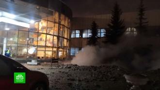 В результате коммунальной аварии у завода «Балтика» пострадали четверо сотрудников