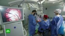 Как в онкоцентре Блохина проводят сложные операции по удалению опухоли мозга