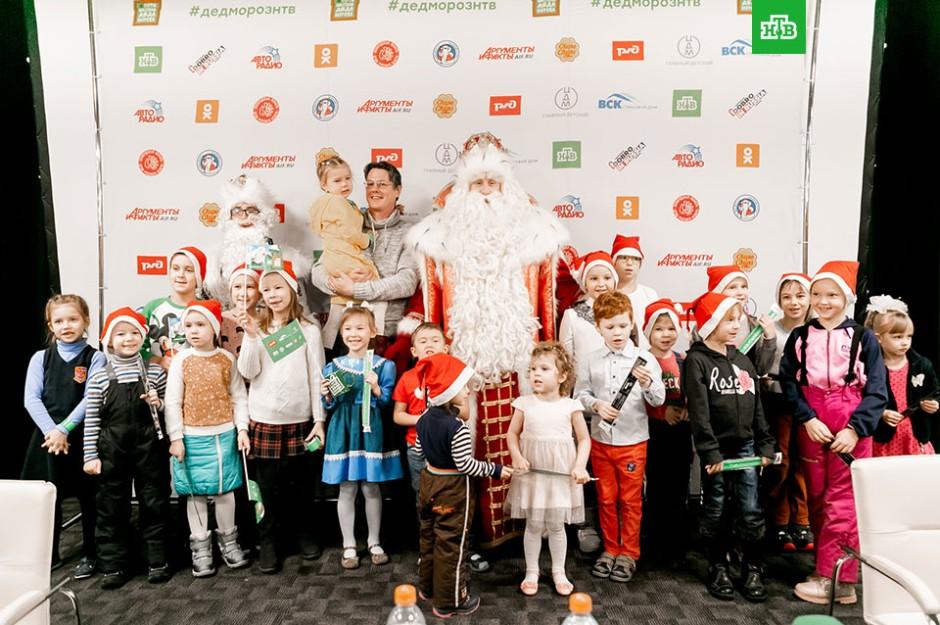 Путешествие Деда Мороза— 2019: праздник вТомске.НТВ.Ru: новости, видео, программы телеканала НТВ