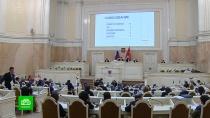 Дело доцента Соколова обсудили впетербургском парламенте