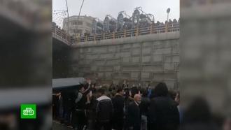 Протесты из-за повышения цен на бензин в Иране: более 20жертв
