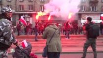 Чей Львов: на марше националистов вПольше звучали антиукраинские лозунги