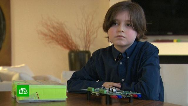 Девятилетний вундеркинд станет самым юным дипломированным специалистом в мире.Бельгия, вундеркинды, дети и подростки, образование.НТВ.Ru: новости, видео, программы телеканала НТВ