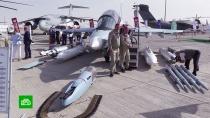 Размах, роскошь и технические новинки авиасалона в Дубае