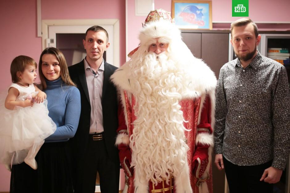 Путешествие Деда Мороза— 2019: праздник вБарнауле.НТВ.Ru: новости, видео, программы телеканала НТВ