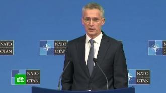 НАТО приветствует возвращение Украине военных кораблей