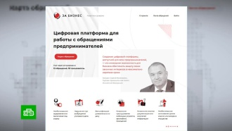 ВРоссии заработал <nobr>онлайн-сервис</nobr> для жалоб бизнесменов на силовиков