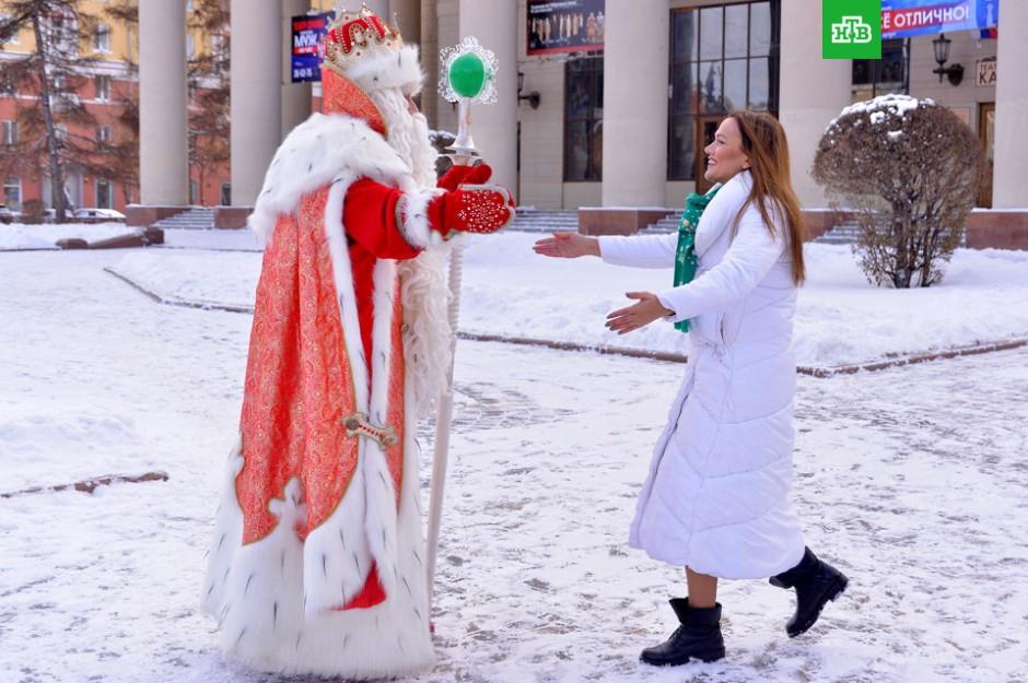 Путешествие Деда Мороза— 2019: вКемерове.НТВ.Ru: новости, видео, программы телеканала НТВ