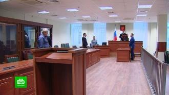 ВПетербурге приговорили участников дерзкого ограбления ювелирного салона