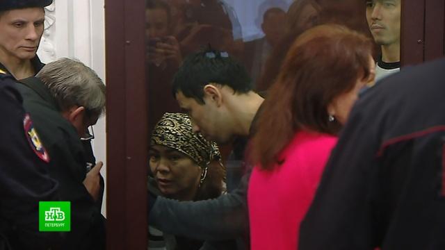 Гособвинение требует 20 лет тюрьмы для фигурантки дела о взрыве в петербургском метро.Санкт-Петербург, взрывы, метро, суды.НТВ.Ru: новости, видео, программы телеканала НТВ
