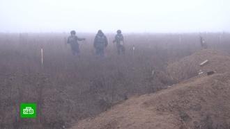 ВДНР саперы завершили разминирование территории усела Петровское