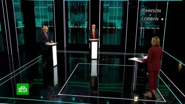 Джонсон vs Корбин: кого британцы видят в кресле премьера.Великобритания, Джонсон Борис, Европейский союз.НТВ.Ru: новости, видео, программы телеканала НТВ