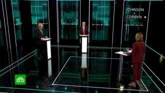 Джонсон vs Корбин: кого британцы видят в кресле премьера