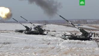 Россия испытала одну из мощнейших пушек вмире